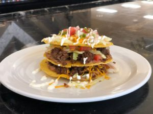 Stacked Tostada