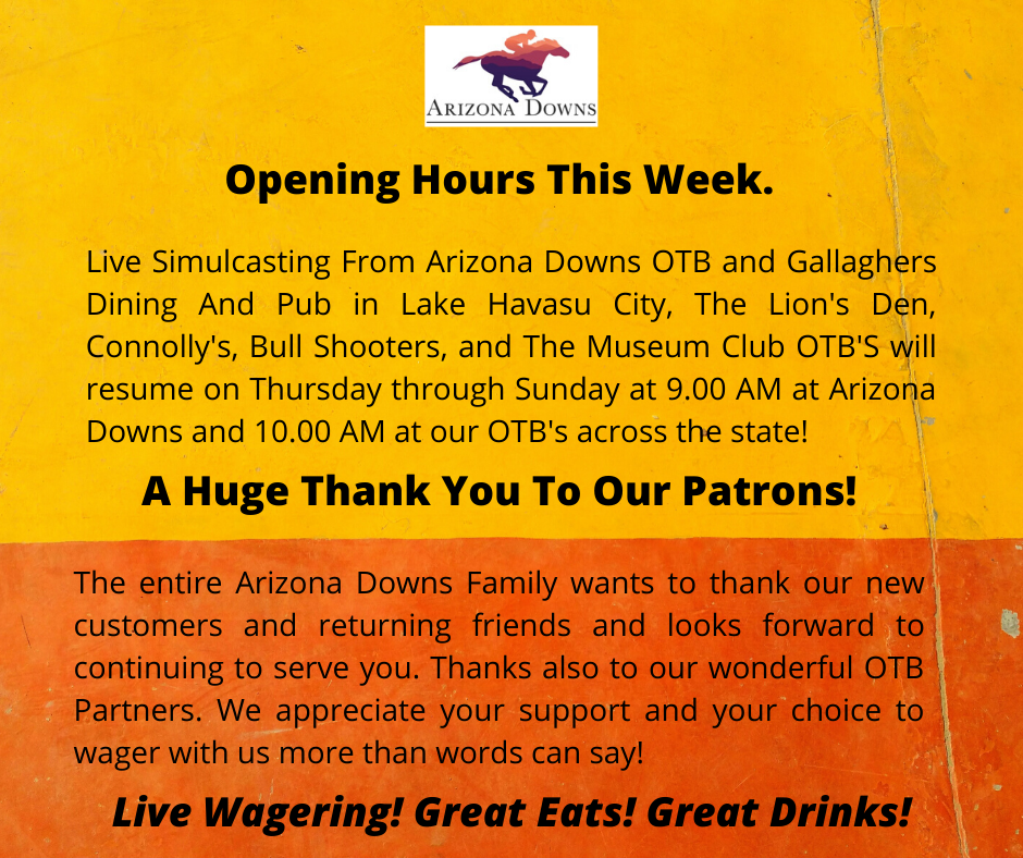 Opening Hours This Week