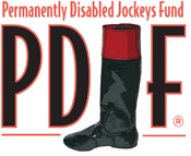 Permanently disabled jockeys fund logo